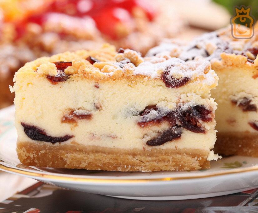 6吋雙拼派:古典巧克力+蔓越莓起士【布里王子】 1