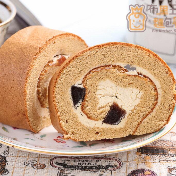 日本沖繩黑糖麻糬蛋糕捲★食尚玩家、TVBS、蘋果日報 等好評推薦【布里王子】 3