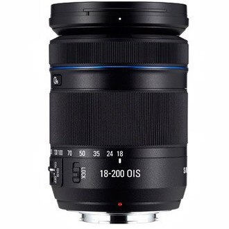 可傑 Samsung 18-200mm F3.5-6.3 OIS 防手震 旅遊鏡 公司貨 NX 鏡頭