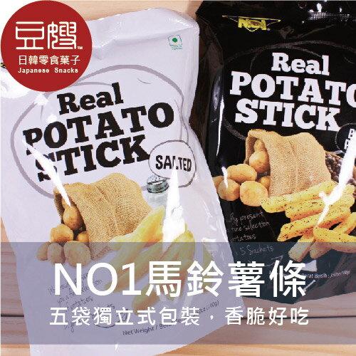 【豆嫂】馬來西亞零食 NO1香脆馬鈴薯條(鹽味/黑胡椒)