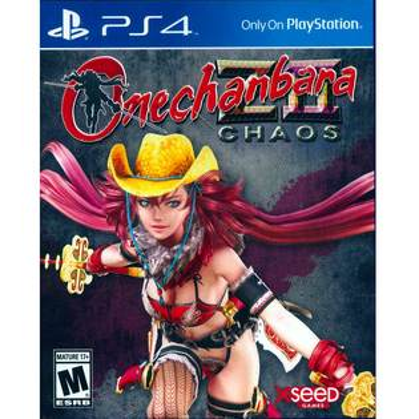 PS4 性感女劍士 Z2 ~混沌~英文美版 ONECHANBARA Z2:CHAOS