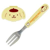 布丁狗周邊商品推薦到布丁狗日本製不鏽鋼叉子附盒_亞迪