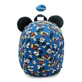 韓國Mungchichi 正版迪士尼授權兒童防走失肩背包-Mickey Mouse【MK0006】