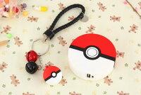 Pokemon:精靈寶可夢到寶可夢 pokemon Go 3D精靈球行動電源卡通皮卡丘8800Ah(贈送pokemon掛繩哦)