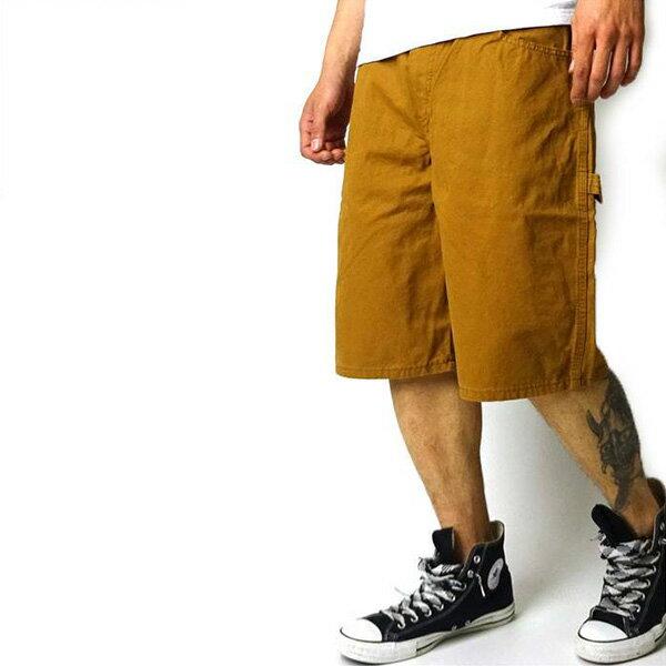 【EST】DICKIES DX250GB 口袋 短褲 五分褲 土黃 [DK-0011-052] G0719 1
