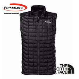 The North Face 男 PrimaLoft ® ThermoBall™ 保暖背心 黑 C940