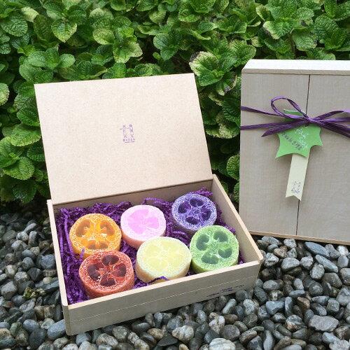 純淨絲瓜皂禮盒