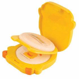 『121婦嬰用品館』黃色小鴨 酵素爽身餅 0