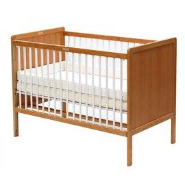 【淘氣寶寶】BA LU ARC 升降圍欄成長大床-適合初生/床邊床/遊戲床(白色) 135*75*98公分