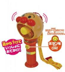 日本帶回 麵包超人 兒童安全手拿風扇 安全葉片 附掛繩