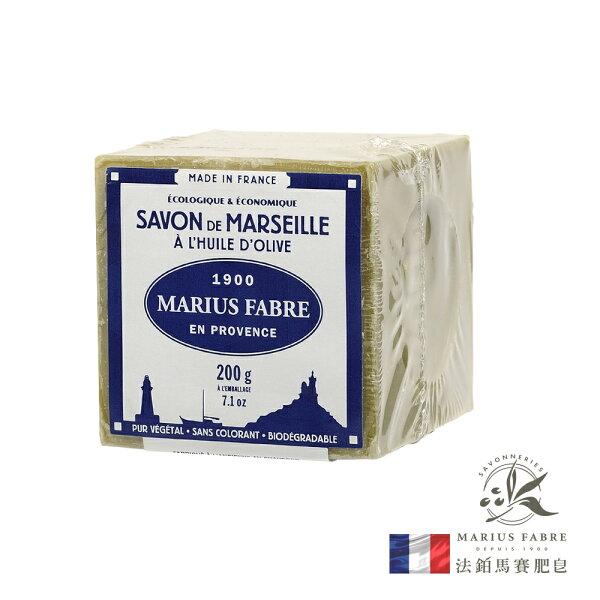 【MARIUS FABRE】法鉑棕櫚油經典馬賽皂/200g