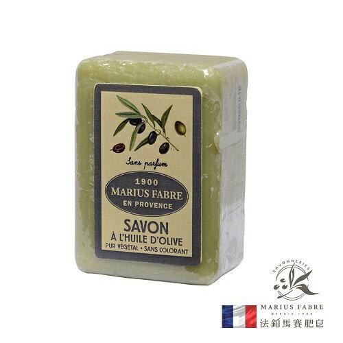 【MARIUS FABRE】法鉑天然草本無香料橄欖皂250g