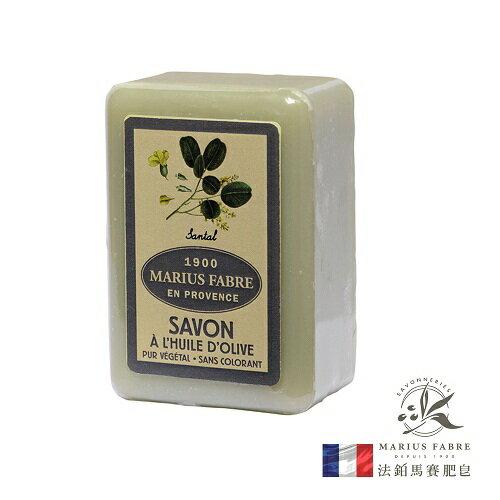 【MARIUS FABRE】法鉑天然草本檀香橄欖皂 250g