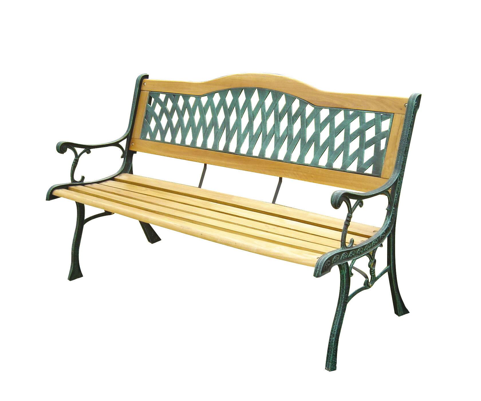 Ofertas de bancos de forja para jardin compara precios - Banco madera exterior ...
