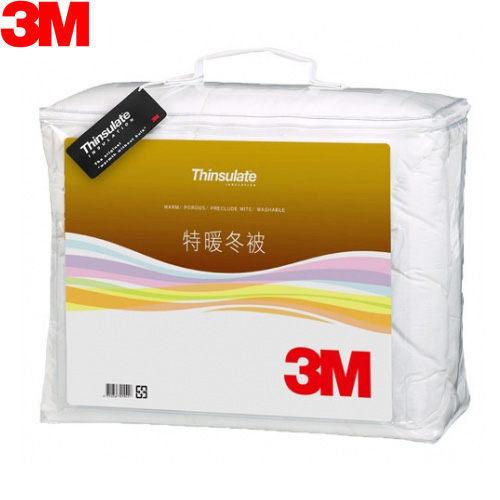 免運費 3M 可水洗 特暖厚冬被 Z500 標準雙人(6x7) 原廠公司貨 防蹣/抗菌/抗過敏/水洗