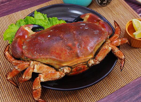 黃道蟹700g