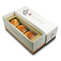 中秋節月餅到☛君子禮盒☛6入米南瓜酥+6入竹筒酥