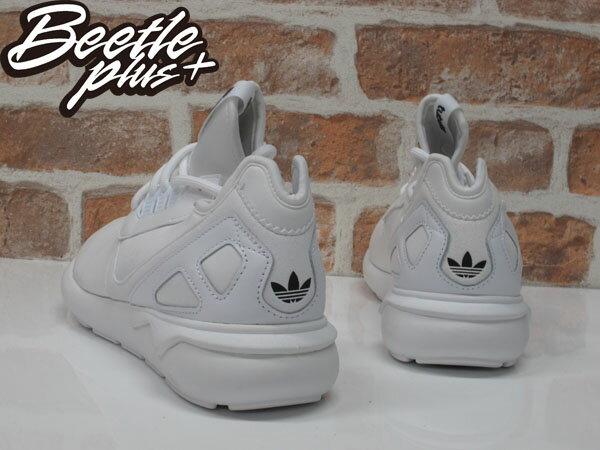 男生 BEETLE ADIDAS TUBULAR 平民版 Y-3 QASA 黑標 全白 白武士 慢跑鞋 S83141 2
