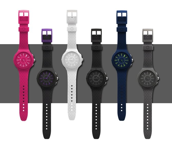【亞果元素】COGITO POP 時尚藍芽手錶 情人節送禮 禮物! 0