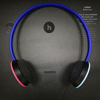 hoomia 好米亞|U2 me配色系列-馬卡龍甜蜜 -多彩生活頭戴式立體聲耳機