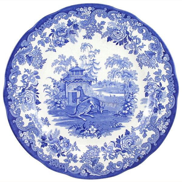 藍廳27CM經典盤-袋鼠