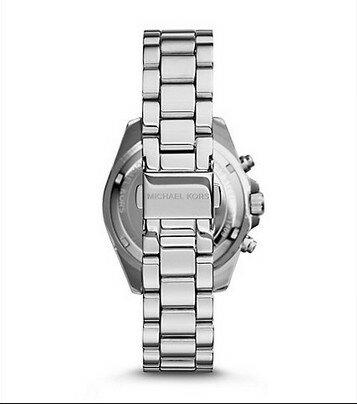 美國Outlet 正品代購 Michael Kors MK 簡約淺藍三環計時手錶腕錶 MK6098 2