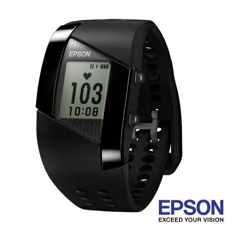 ➤心率有氧【和信嘉】EPSON Pulsense PS-500B PS500 運動手錶 精準測量 藍芽無線 運動感測器 (含GPS、手錶功能) 公司貨 原廠保固一年