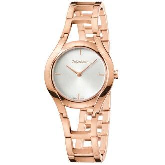 CK 珍享系列(K6R23626)淑女手環腕錶/白面32mm
