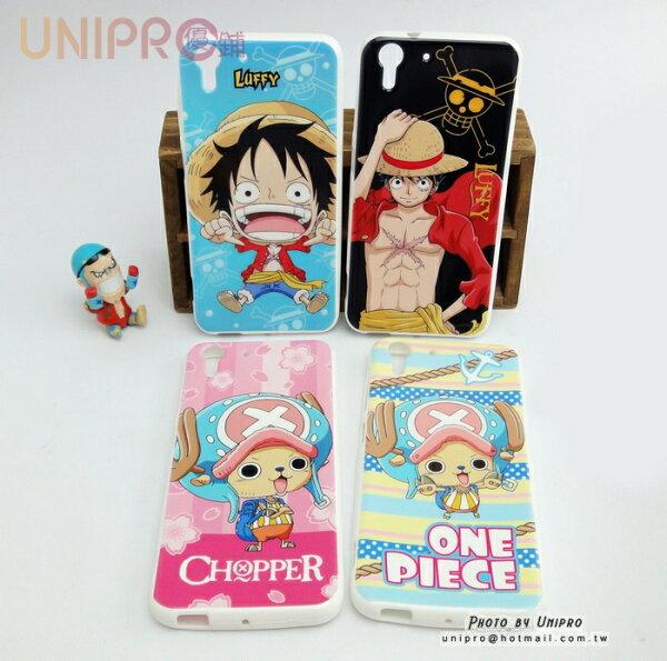【UNIPRO】HTC Desire EYE 航海王 海賊王 魯夫 喬巴 索隆 One Piece 手機殼 保護套