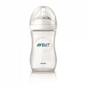 英國【PHILIPS AVENT】親乳感PP防脹氣奶瓶260ml - 限時優惠好康折扣