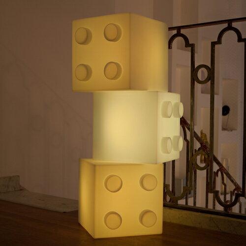 【7OCEANS七海休閒傢俱】Smart&Green 戶外燈具 CUBE² 3