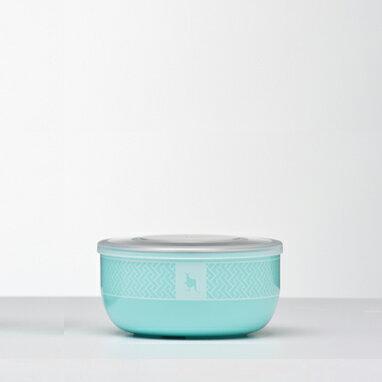 美國【Kangovou】小袋鼠不鏽鋼安全點心碗-四色 1