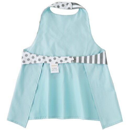 日本【MARLMARL】garcon兒童圍裙圍兜(條紋100~110cm) 1