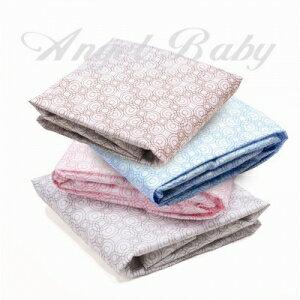 美國【Bloom】Alma Mini 迷你摺疊嬰兒床配件 - 床單2入(純棉款) 0