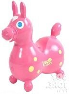 義大利【RODY】跳跳馬騎乘玩具-繽紛系列(桃紅) - 限時優惠好康折扣