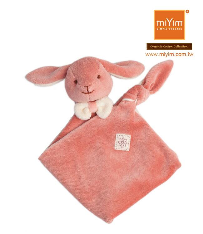 美國【miYim】有機棉系列安撫巾(邦妮兔兔) 0