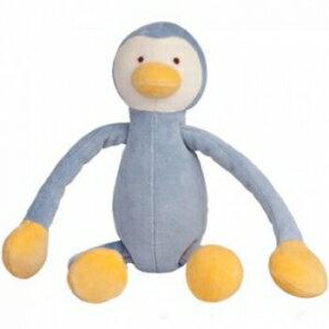 美國【miYim】有機棉瑜珈玩偶系列(噗噗企鵝) 0