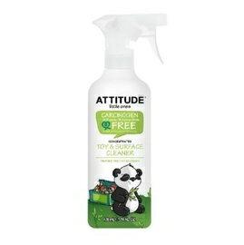 加拿大【ATTITUDE 艾特優】玩具表面清潔劑 0