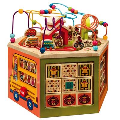 美國【B.Toys】快樂角大學城 0