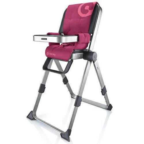 CONCORD SPIN 兒童高腳餐椅【粉】 0