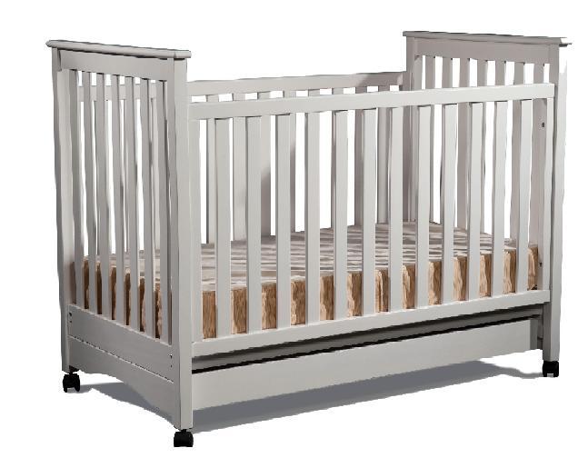 LEVANA【三合一系列】霍格華 嬰兒成長床(2色) 0