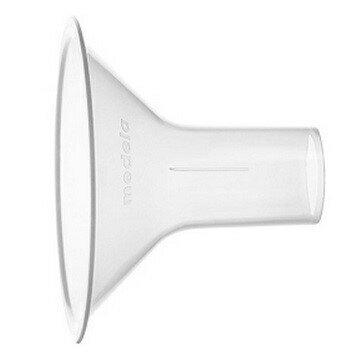 瑞士【Medela 美樂】喇叭罩M (兩截式前端)-24mm - 限時優惠好康折扣
