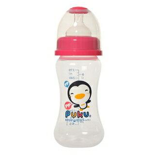『121婦嬰用品館』PUKU 寬口PP奶瓶 - 粉270ml 0