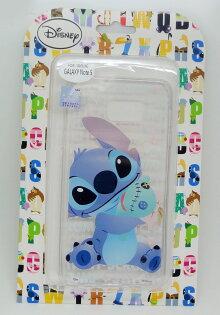 【UNIPRO】三星 NOTE5 迪士尼 史迪奇與阿醜 STITCH 透明 TPU 手機殼 軟殼 N9208