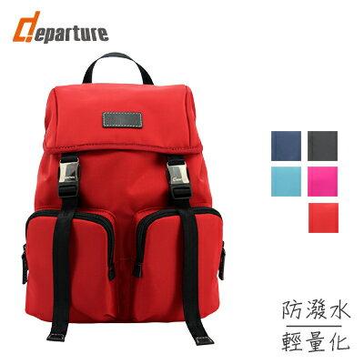 雙肩帶 提/背兩用包 -紅色 :: departure 旅行趣∕ BP039 - 限時優惠好康折扣