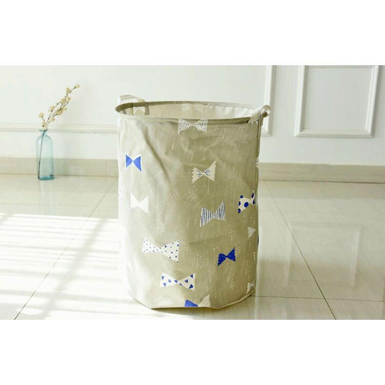 收納筒 超大收納洗衣籃 玩具雜貨收納  40*50【ZA0697】 BOBI  09/14 1
