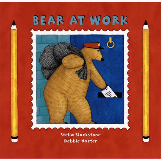 【MacKids】BEAR AT WORK