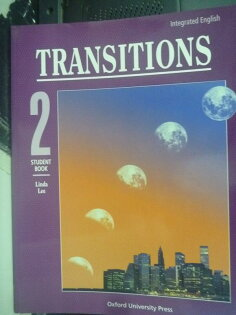 【書寶二手書T2/語言學習_ZHO】Transitions2-Student Book_Linda Lee