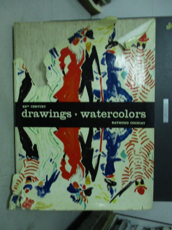 ~書寶 書T8/藝術_POM~Draeings watercolors ~  好康折扣