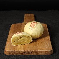 中秋節月餅到【木馬牧瑪】綠豆椪 (素) (精裝版6入) 木馬新式漢餅  大量特製低糖綠豆沙製作而成,素食者最好的選擇